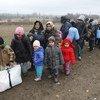 Беженцы и мигранты в южной Сербии Фото ЮНИСЕФ