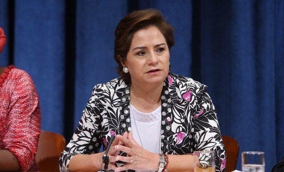 Patricia Espinosa, disse ter recebido a comunicação direta do presidente chileno, Sebastián Piñera, de que seu país não abrigaria mais o evento.