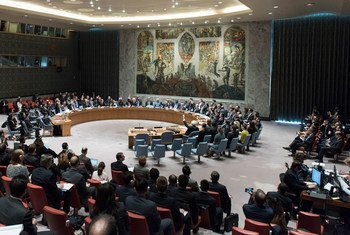 The Security Council unanimously adopts a resolution imposing additional sanctions on the Democratic People's Republic of Korea (DPRK) in response to that country's continued pursuit of a nuclear weapons and ballistic missile programme.