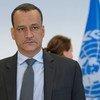 秘书长也门问题特使谢赫·艾哈迈德  联合国图片/Jean-Marc Ferré