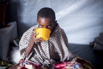 Los niños pagarn el precio más alto durante los conflictos. Foto de archivo: PMA/Sylvain Cherkaoui
