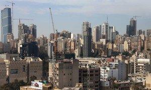 مدينة بيروت، لبنان.