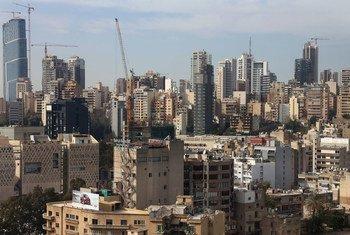 La ville de Beyrouth, au Liban. Photo Banque mondiale/Dominic Chavez