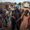 联合国驻马里维和人员。联合国图片/Marco Dormino
