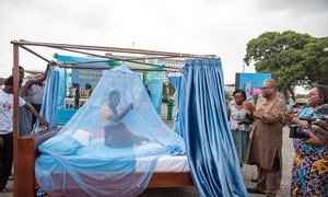 Progress in malaria control was among the reasons the WHO African region experienced the greatest increase in life expectancy since 2000 – by 9.4 years to 60 years.