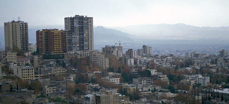 伊朗街景。