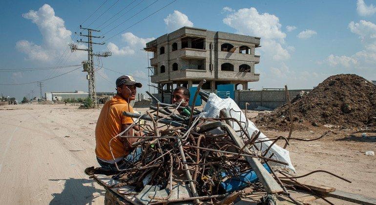 El conflicto con Israel impide el desarrollo de Palestina.
