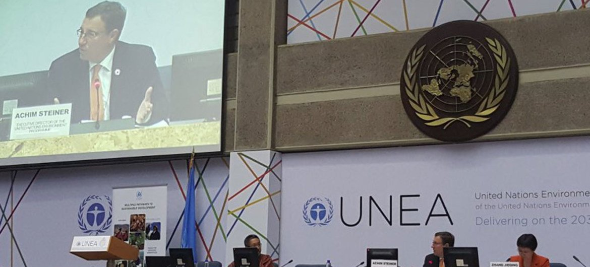 2d8cfe3a8923 UN Environment Assembly opens in Nairobi aiming to ensure  healthy planet