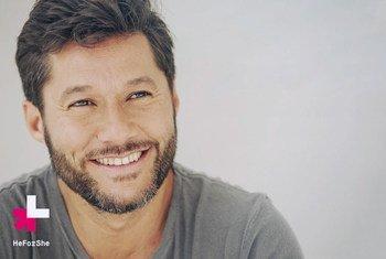"""Diego Torres hizo famosa la canción """"Color Esperanza"""" en Iberoamérica."""