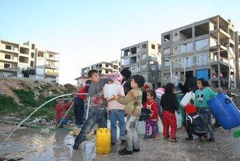 Фото Управления ООН по координации гуманитарных вопросов.  Дж. Гуерреро