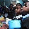 Los países se han comprometido a conseguir que para 2030 todos los niños cursen tanto la educación primaria como la secundaria. Foto: PMA/Challiss McDonough
