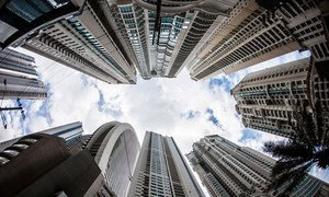 1.700 cidades foram analisadas no relatório, que recomenda ações para uma recuperação sustentável.