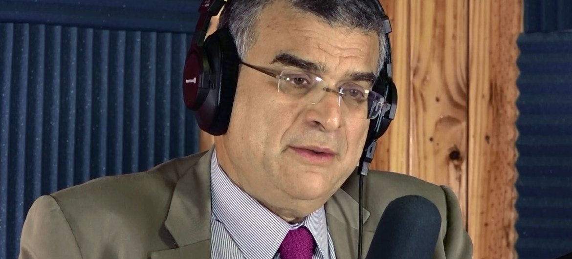 Deputy Special Representative for the United Nations Stabilization Mission in Haiti (MINUSTAH), Mourad Wahba