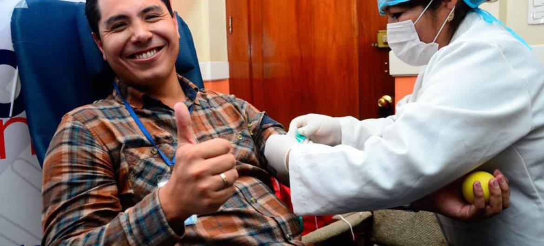 Los gobiernos de América apoyarán las políticas que se ocupen de la salud de los migrantes. Foto de archivo: OPS Bolivia
