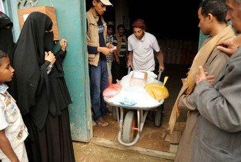 Des millions de Yéménites sont confrontés à une insécurité alimentaire grave. Photo PAM/Asmaa Waguih