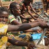 In Bambari, Central African Republic, humanitarian operations are being hindered by poor roads, banditry, looting and random violence by militias. (2015)