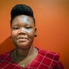 Evelyn Amony was abducted as a child by the Lord's Resistance Army and forced to become one of Joseph Kony's 27 wives.