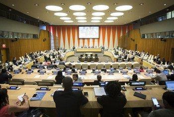 Annual ECOSOC Humanitarian Affairs Segment gets underway.