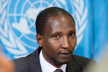 Special Rapporteur on contemporary forms of racism Mutuma Ruteere.