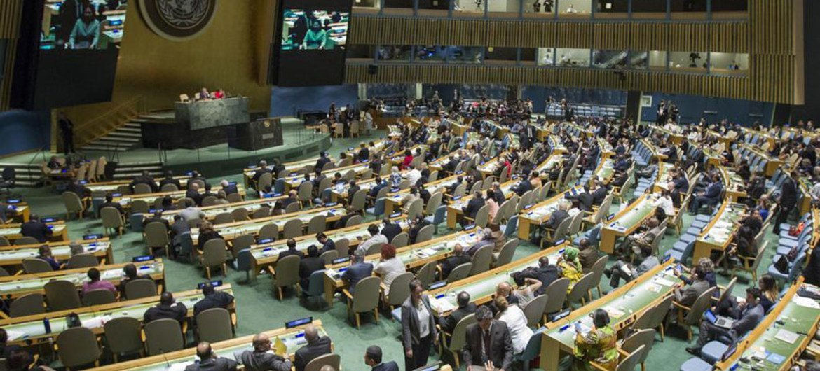 Sweden, Bolivia, Ethiopia and Kazakhstan elected to Security Council | | UN  News