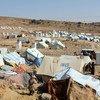 Población desplazada en Yemen. Foto:  OCHA/Philippe Kropf