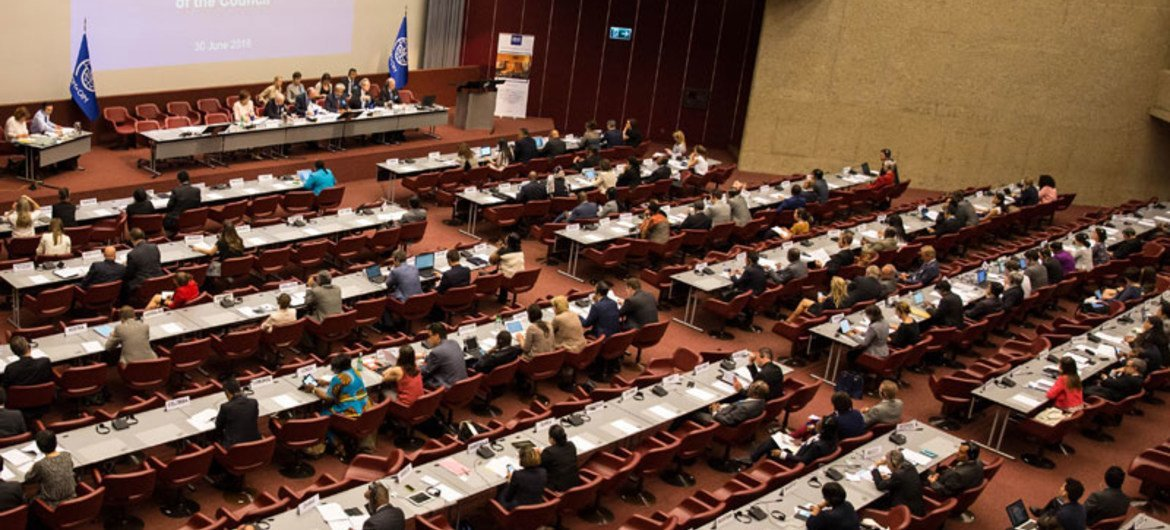 Member States of the International Organization for Migration (IOM), meeting at a Special Council in Geneva on 30 June 2016, endorse the decision to join the United Nations system as a related organization.
