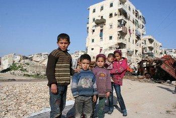Алеппо Фото УКГВ/Жозефин Герерро