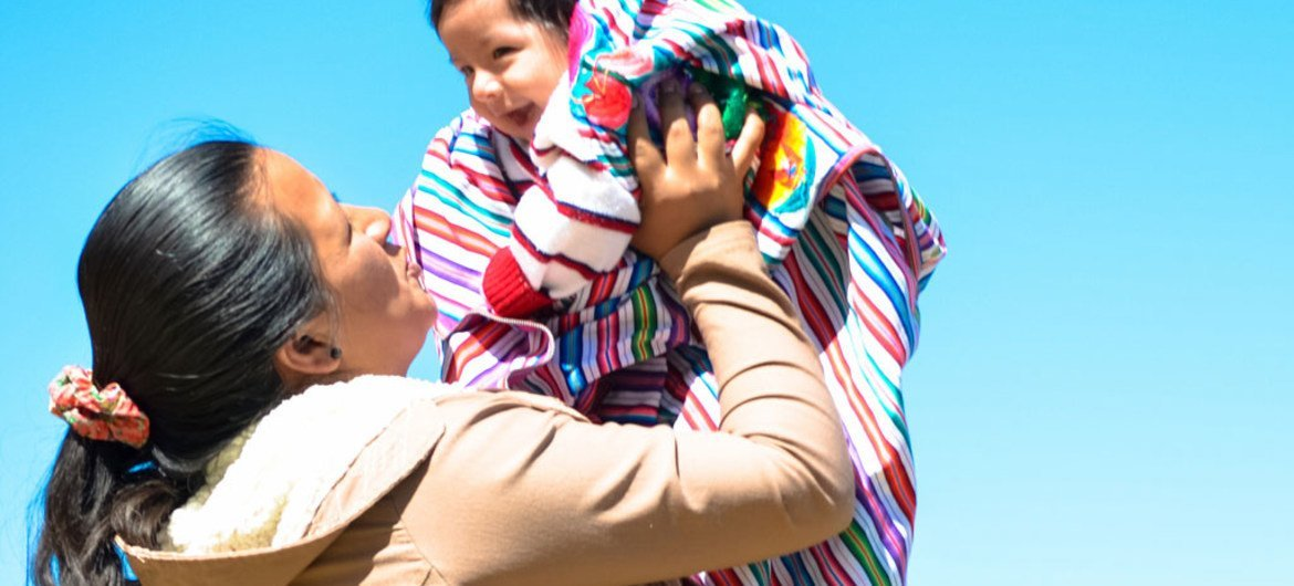 Peru is carrying out a strategy to eliminate mother-to-child-transmission of hepatitis B. The most important preventative intervention is the universal vaccination, which can prevent infection in 95 per cent of cases.