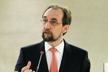 Верховный комиссар ООН по правам человека Зейд Раад аль-Хуссейн. Фото ООН