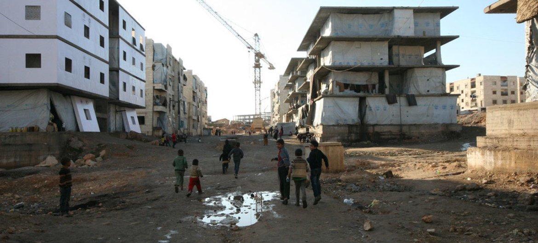 Estados Unidos y Rusia afirmaron estar determinados a hacer funcionar el alto el fuego en Siria. Foto de archivo: OCHA/Josephine Guerrero