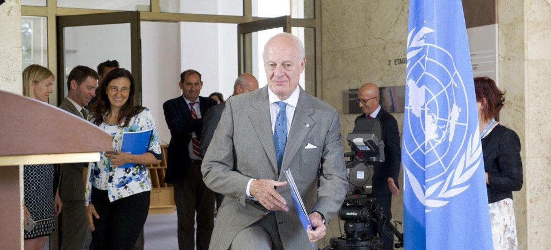 Crimes en Syrie : la cheffe du Mécanisme d'enquête appelle au soutien des Etats membres de l'ONU