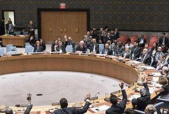 安理会通过向布隆迪派遣联合国警察决议。联合国图片/Mark Garten