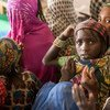 Children affected by violence attend temporary schools in the refugee camp of Kabelewa. Forced displacement in the Diffa region, Niger's poorest, is becoming regular and is conducted by the armed group Boko Haram.