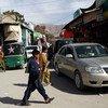 पाकिस्तान के बलूचिस्तान प्रान्त की राजधानी का एक इलाक़ा.