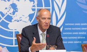 Le Directeur général de l'OMPI, Francis Gurry (archives). Photo OMPI