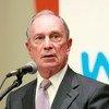 Michael R.Bloomberg, meya wa zamani wa jiji la New York, Marekani na Mhisani.