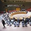 Consejo de Seguridad en sesión. Foto de archivo: ONU/Rick Bajornas