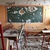 Una escuela atacada en Siria. Foto de archivo: UNICEF/M. Abdulaziz