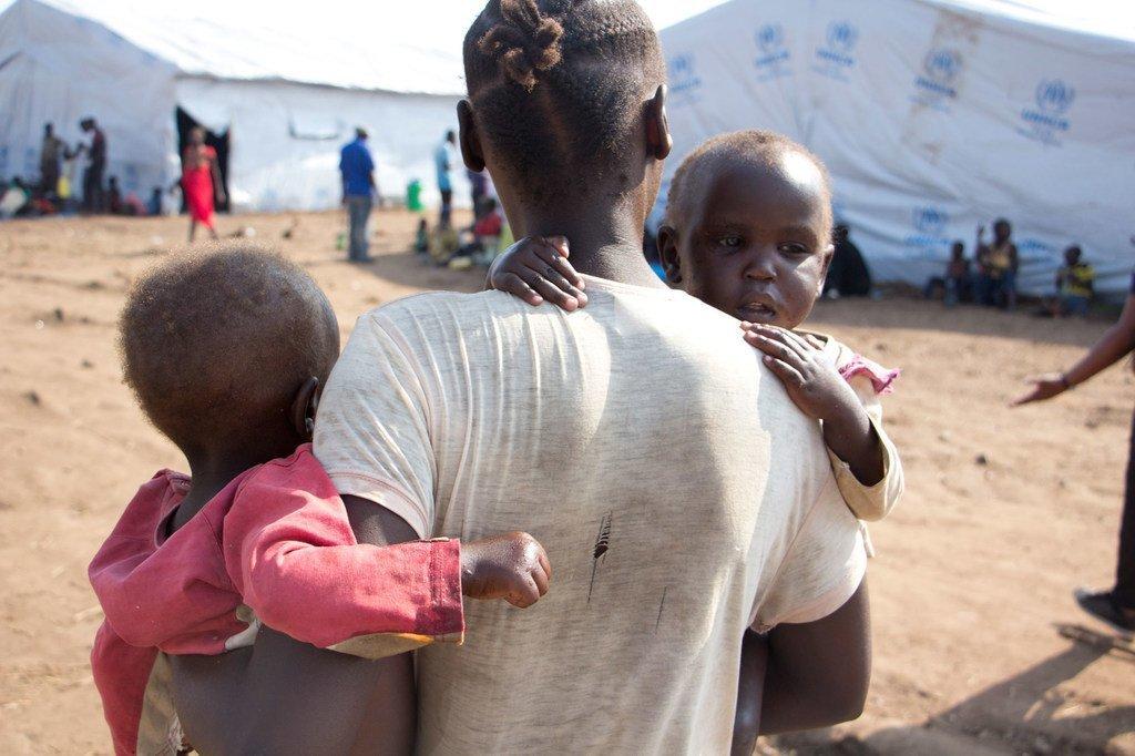 Wakimbizi wa Sudan Kusini waliopo nchini Uganda