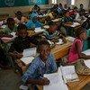 Con motivo del Día Mundial de la Filosofía, la UNESCO lanzó una cátedra para fomentar la enseñanza de esa materia desde la infancia. Foto: ONU/Marco Dormino