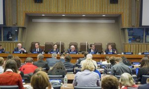 High-level Forum on Global Antisemitism gets underway at UN Headquarters in New York.