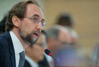 Zeid Ra´ad Al Hussein, Alto Comisionado de la ONU para los Derechos Humanos. Foto de archivo: ONU/Jean-Marc Ferré