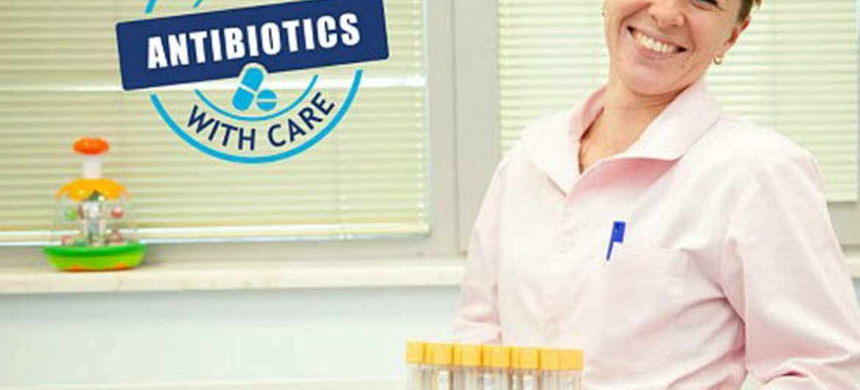 La resistencia a los antimicrobianos amenaza los avances logrados en el tratamiento de enfermedades infecciosas. Foto: OMS
