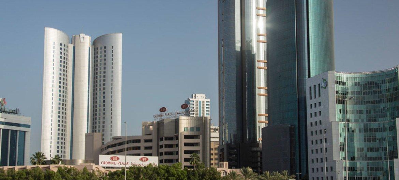Bahreïn. Photo UIT/I. Wood
