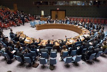 Security Council meeting: Maintenance of international peace and security. Nuclear non-proliferation and nuclear disarmament.