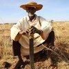 Mkazi wa kijiji cha Dan Kada, eneo la Maradi nchini Nigera ambako mara kwa mara magaidi huwashambulia na kukwamisha shughuli zao za maendeleo.