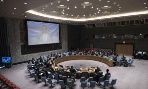 Security Council hears a briefing on the situation in Somalia.