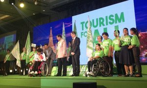 World Tourism Day 2016 - Tourism for All. Promoting Universal Accessibility 27 September, Bangkok, Thailand.