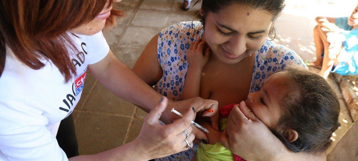Vacinação contra o sarampo é essencial para evitar casos