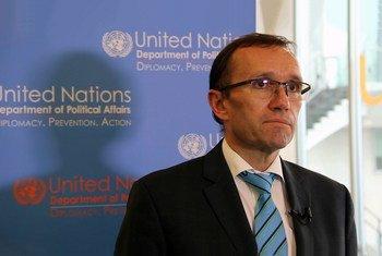 Espen Barth Eide, Special Advisor of the Secretary-General on Cyprus.